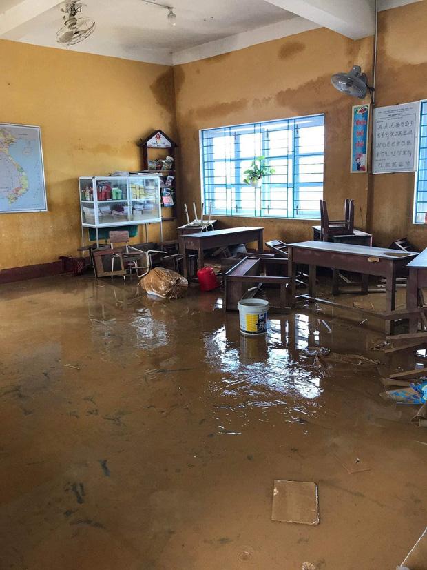Đăng Khôi hỗ trợ tiền, xây dựng hệ thống nước sạch cho 4 điểm trường chịu ảnh hưởng nặng nề bởi bão lũ ở Huế 4