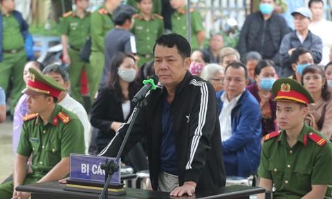 Bị cáo Nguyễn Văn Sướng.