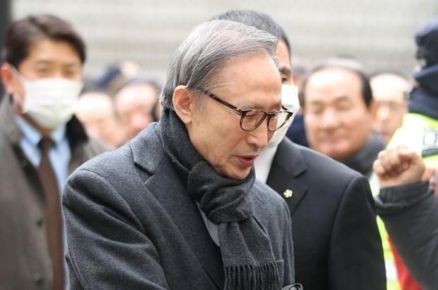 Ông Lee Myung-bak. (Nguồn: Yonhap)