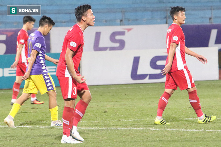 Quế Ngọc Hải và đồng đội đang ở rất gần chức vô địch V.League 2020. Họ sẽ lần lượt chạm trán Quảng Ninh và Sài Gòn ở 2 vòng đấu cuối.