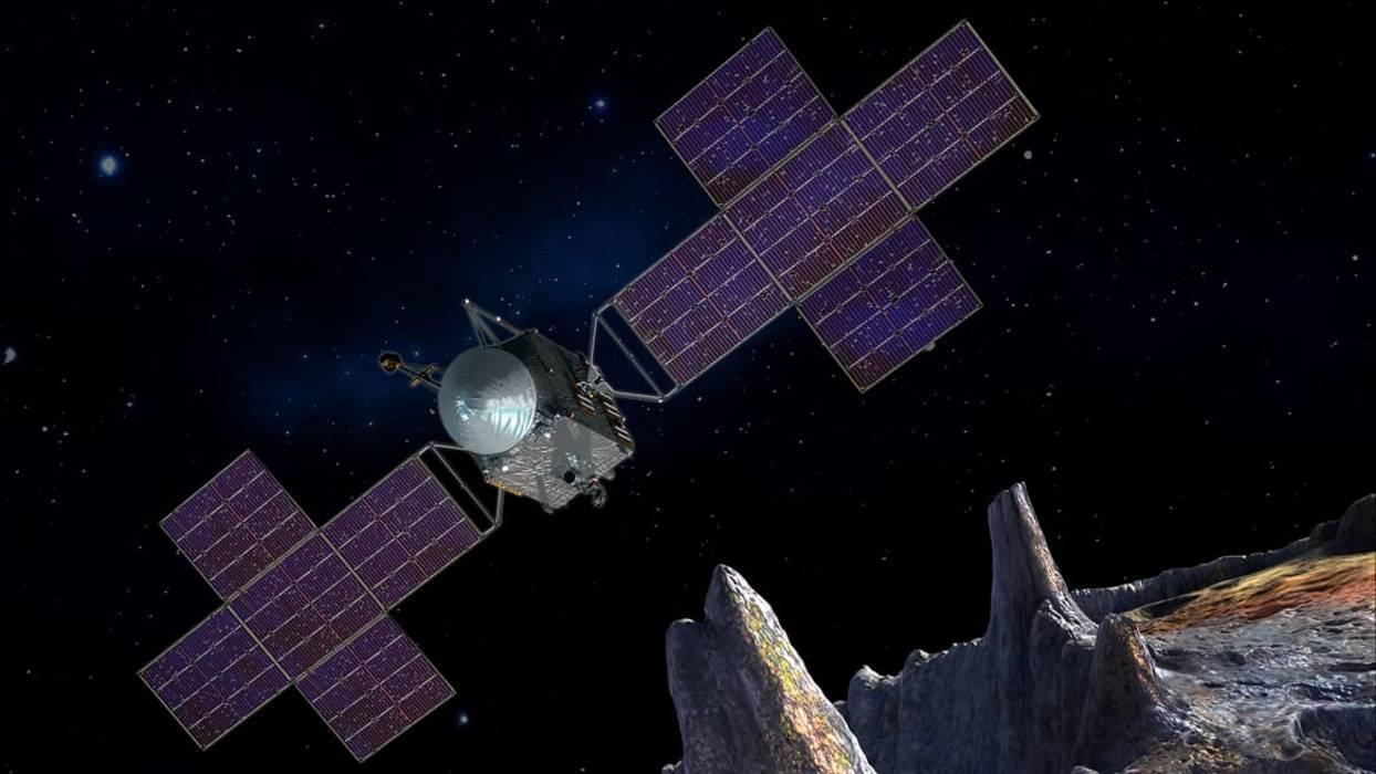 NASA rục rịch khám phá tiểu hành tinh đắt nhất vũ trụ 1