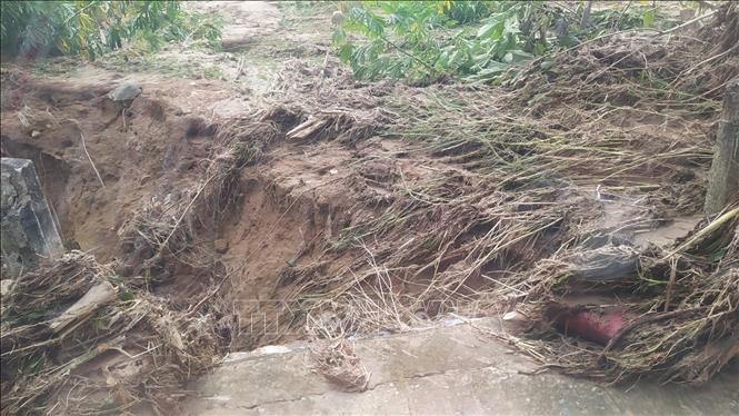 Tìm được 5 thi thể bị vùi lấp do sạt lở đất tại huyện Phước Sơn, Quảng Nam 6