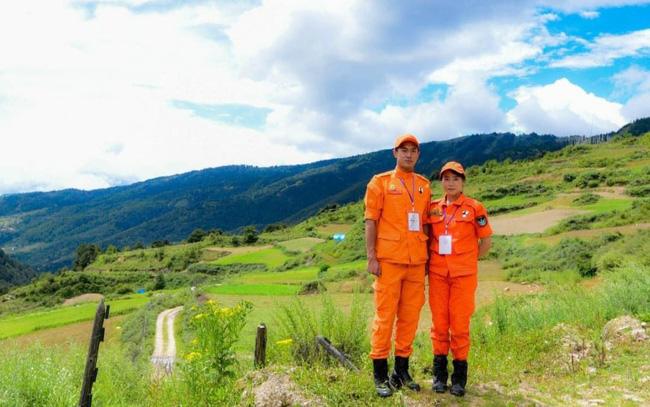 Gia đình cực phẩm của Hoàng hậu 'vạn người mê' Bhutan: Em trai làm phò mã, chị gái xinh đẹp kết hôn với hoàng tử 2