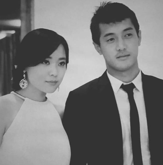 Cặp đôi đã có một thời gian gắn bó với nhau trước khi kết hôn.