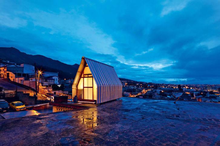 Những căn nhà siêu nhỏ ấn tượng nhất thế giới 2