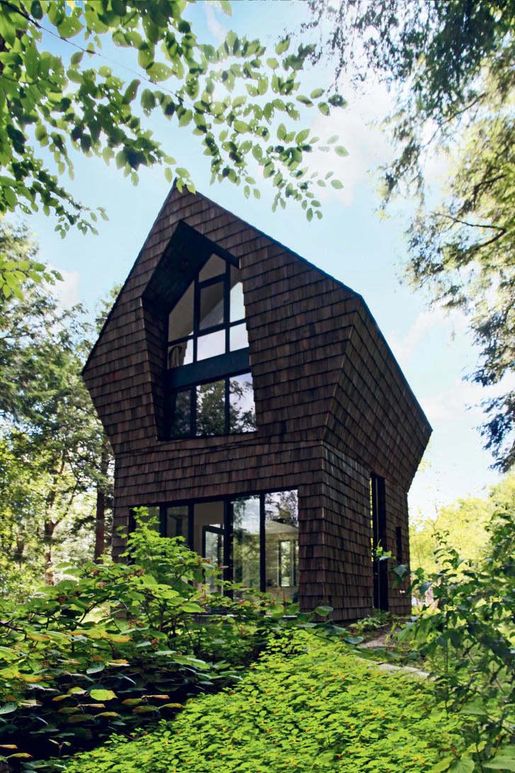 Những căn nhà siêu nhỏ ấn tượng nhất thế giới 7