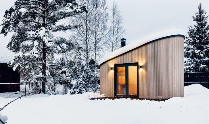 Những căn nhà siêu nhỏ ấn tượng nhất thế giới 3