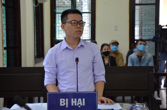 Bị hại Vũ Văn Pho.