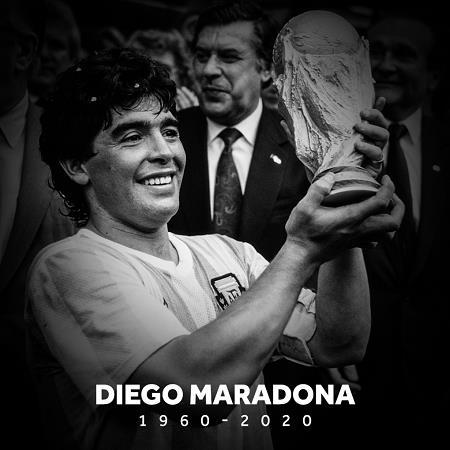 Qua đời ở tuổi 60 nhưng Maradona là hình ảnh bất tử trong lòng người hâm mộ