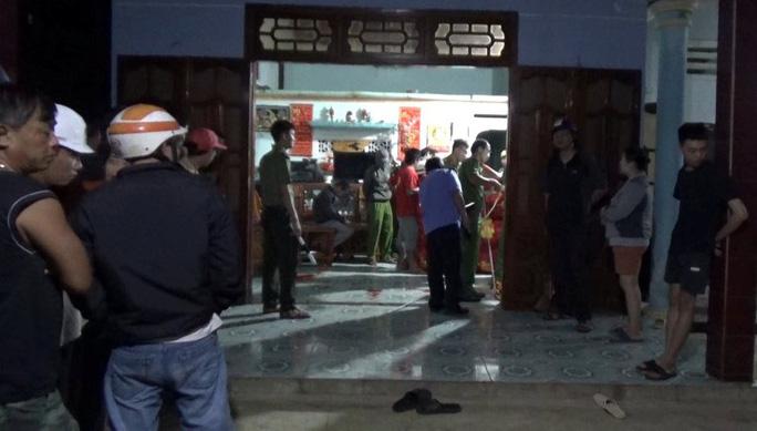 2 vụ nổ súng ở Quảng Nam: Đã xác định được nghi phạm, thu giữ 2 súng săn 1