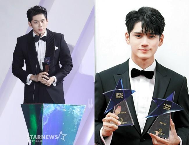 Ong Seong Woo thắng 3 giải thưởng về phim ảnhtại 2 lễ trao giải lớn