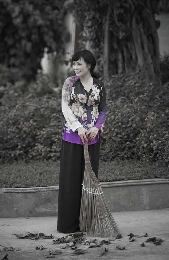 Loạt sao Việt khoác áo nâu, quy y cửa Phật 3