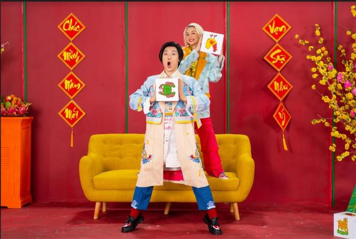 Lần đầu kết hợp, Thiều Bảo Trang và Quang Trunghé lộ những hình ảnh lầy lội trong MV sắp ra mắt 0
