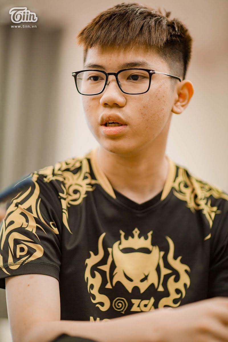 Ara được mệnh danh là 'thần đồng' của Liên quân Mobile Việt Nam