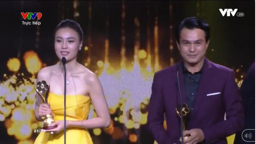 Cao Minh Đạt và Ninh Dương Lan Ngọc đoạt giải Nam, Nữ diễn viên được yêu thích nhất tại Mai Vàng 25 1