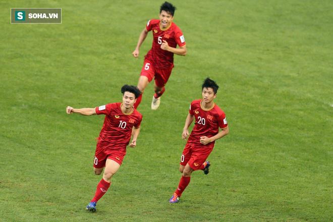 Asian Cup 2019 là giải đấu đỉnh cao của Công Phượng