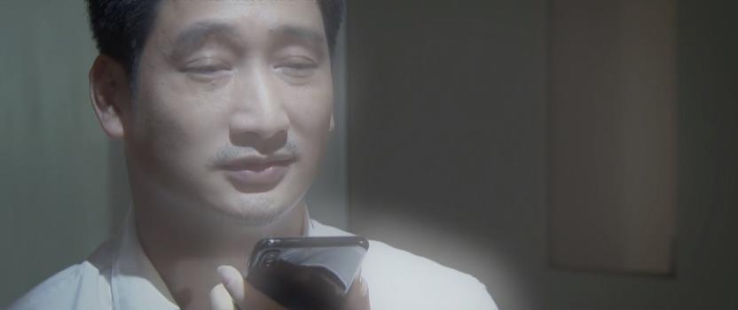 'Hoa hồng trên ngực trái' tập cuối: Khuê khóc cạn nước mắt khi nghe những lời cuối cùng Thái dành cho mình 1