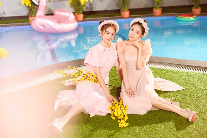 Sau đám cưới, lần đầu vợ chồng Dương Khắc Linh - Sara Lưu ra mắt MV cùng nhau 2