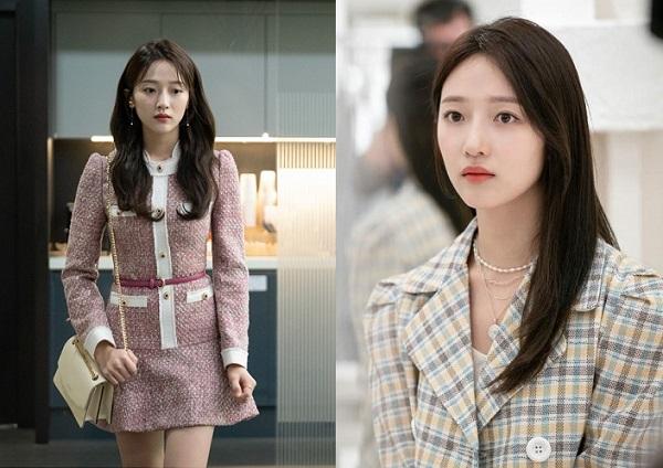 Nhân vật Oh Yoo Ri do Pyo Ye Jin thủ vai.