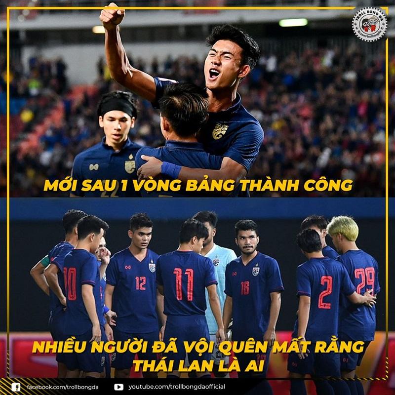 Thái Lan bị loại tại VCK U23 châu Á, CĐV Việt Nam quay ngoắt 180 độ khen ngợi trọng tài và VAR 7