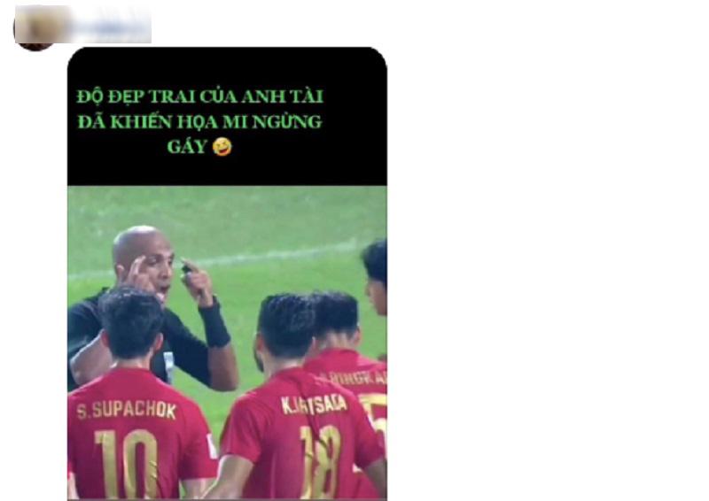 Thái Lan bị loại tại VCK U23 châu Á, CĐV Việt Nam quay ngoắt 180 độ khen ngợi trọng tài và VAR 9