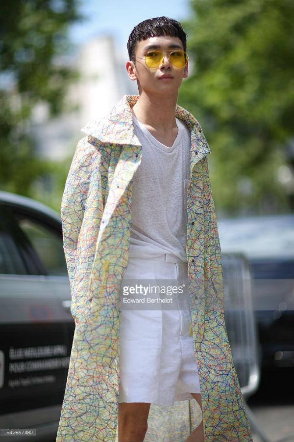 Không hổ danh là 'vườn bông xuất sắc', dàn idol nhà SM nhiều lần tỏa sáng tại các tuần lễ thời trang quốc tế 9
