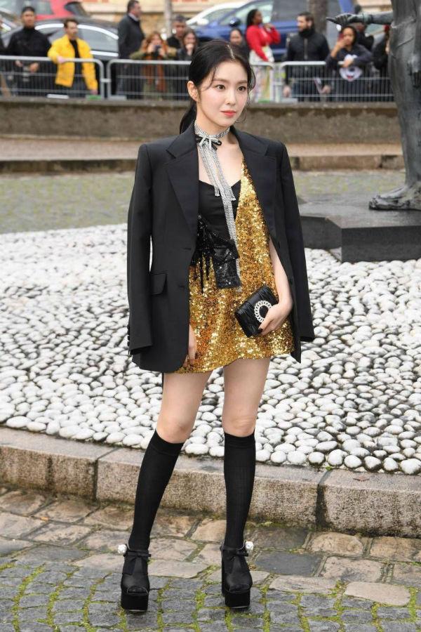 Không hổ danh là 'vườn bông xuất sắc', dàn idol nhà SM nhiều lần tỏa sáng tại các tuần lễ thời trang quốc tế 19