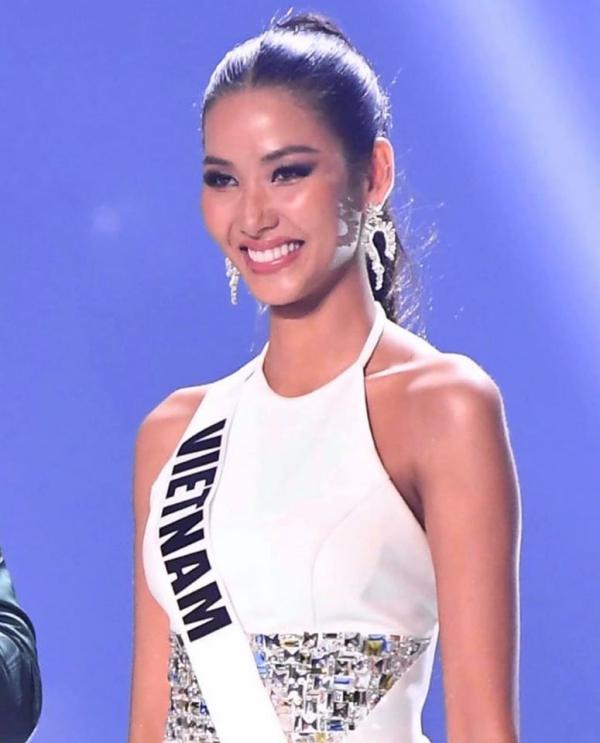 Hoàng Thùy tại Hoa hậu hoàn vũ thế giới 2019
