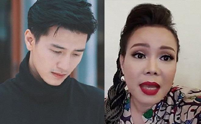 Nghệ sĩ Việt Hương từng đăng video mắng Huỳnh Anh vì để mọi người chờ lâu mà gọi điện 78 cuộc không nghe máy