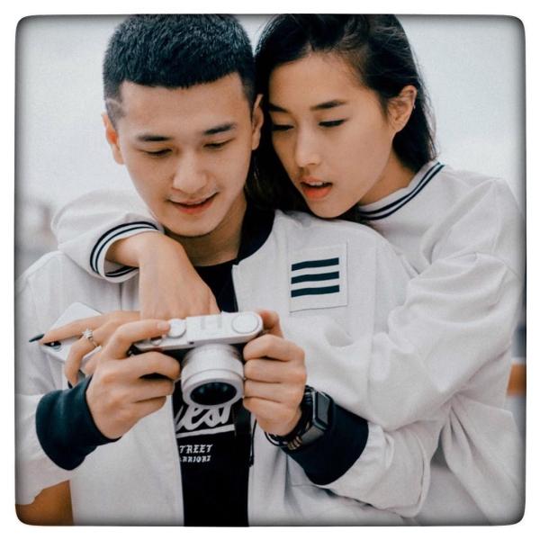 Huỳnh Anh và bạn gái mới