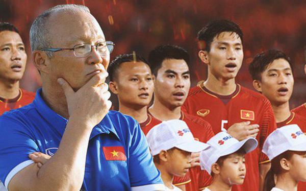 Thầy Park và 'đội quân' Việt Nam dừng chân sớm ở VCK U23 Châu Á.