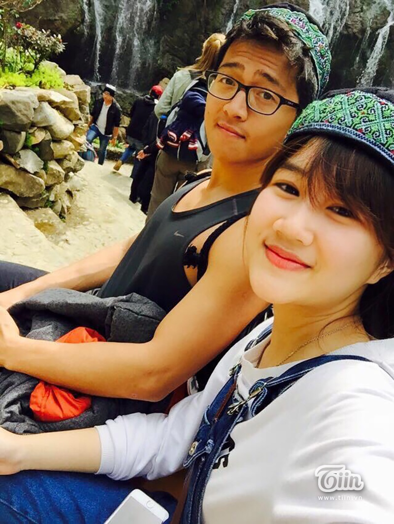 Hương Trang và Trọng An thời mới yêu