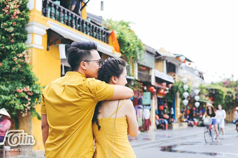 Trang và An chưa từng được bên nhau trọn vẹn dịp Tết