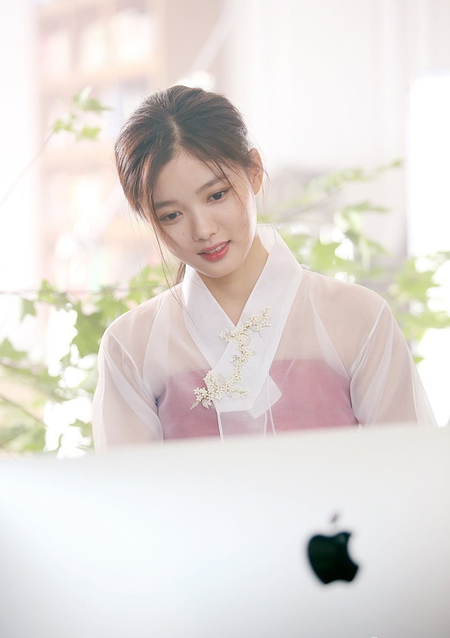 Nét đẹp được ngợi ca ởhiện tại củaKim Yoo Jung
