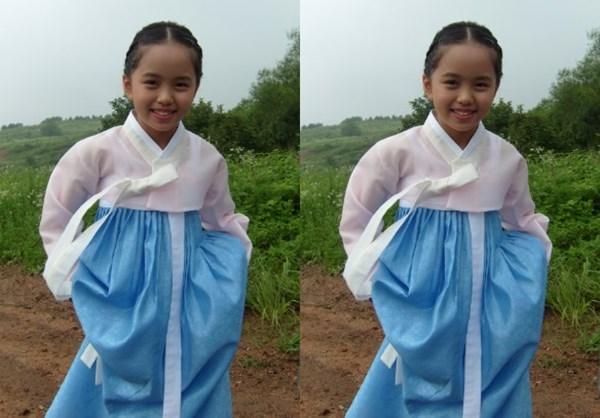 Kim So Hyun từng không gây ấn tượng bởi nhan sắc khi còn nhỏ