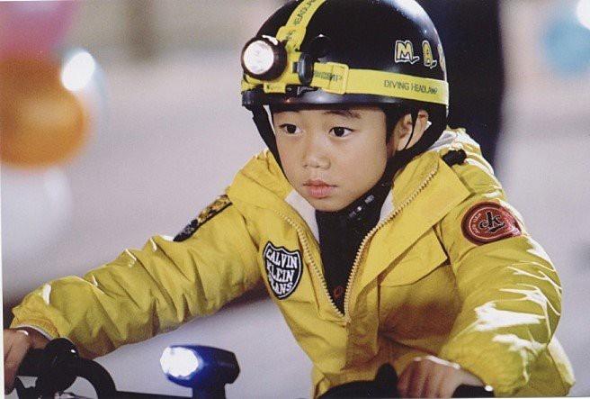 Park Ji Bin trong Little Brother