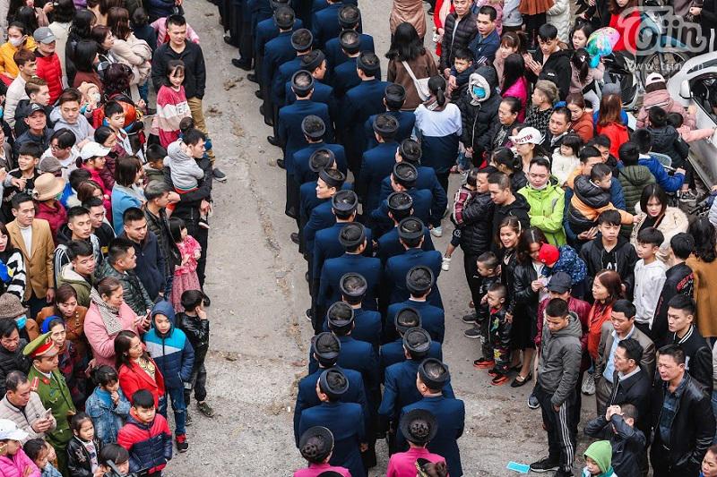 Lễ hội rước pháo truyền thống làng Đồng Kỵ (Bắc Ninh): Cầu mong một năm mới phát tài phát lộc 12