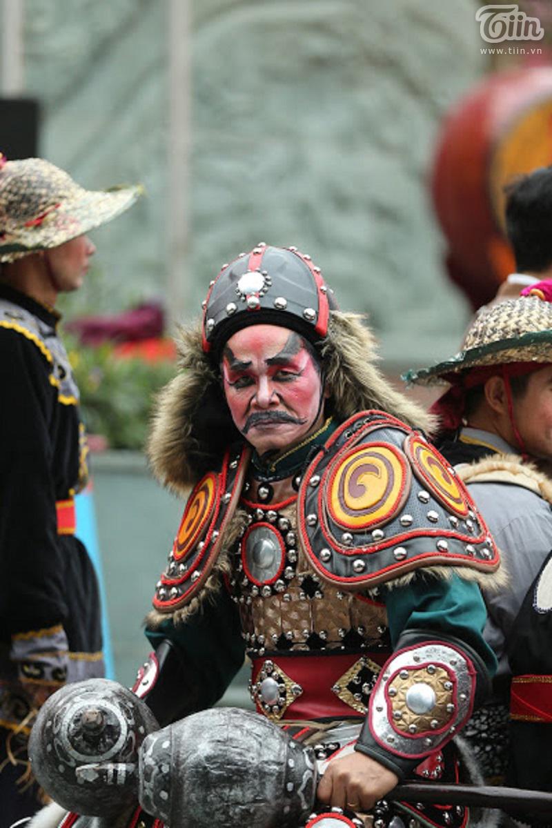 Nhà hát Tuồng Việt Nam đóng góp nhiều tiết mục đặc sắc