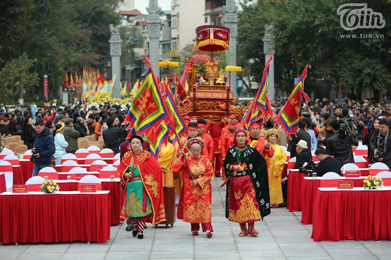 Lễ hội gò Đống Đa: Hàng nghìn du khách tế lễ, dâng hương 5