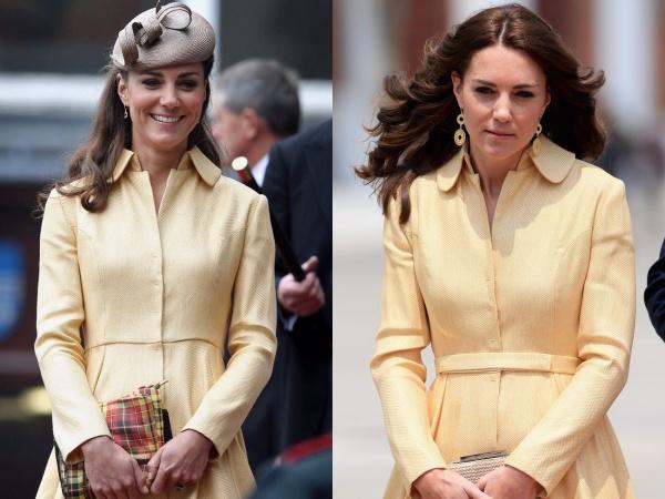 Meghan Markle chi tận 11,8 tỷ cho trang phục trong khi Công nương Kate Middleton chẳng ngại mặc lại đồ cũ 21
