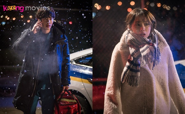 ... Seo Woo Jin (Ahn Hyo Seop) và Cha Eun Jae (Lee Sung Kyung) khẩn trương đến hiện trường để cấp cứu những người bị tai nạn...