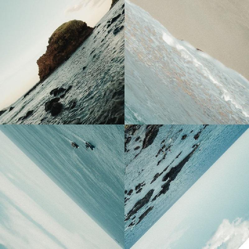 Biển trời Phú Yên (Ảnh: Nghĩa Bùi)