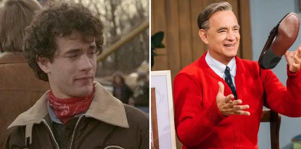 Cây đa, cây đề của điện ảnh thế giới Tom Hanks lần đầu tiên được khán giả biết đến qua phim He Knows You're Alone (1980). Năm nay, nghệ sĩ 63 tuổi được đề cử giải Nam phụ xuất sắc nhất trong A Beautiful Day in the Neighborhood.