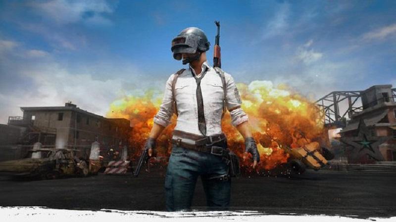 Game bắn súng online PUBG ra mắt đầu năm 2016.