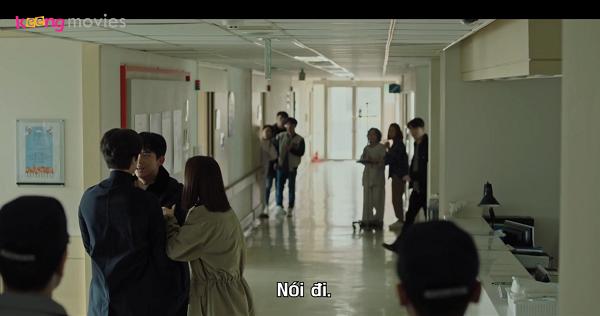 Kim Tae Pyung kích động trước thái độ của Goo Do Kyung.