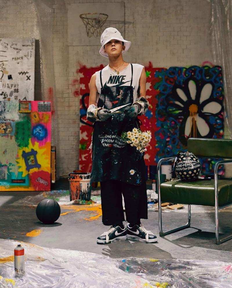 Chỉ một bức ảnh cũng đủ thấy quyền lực 'khôngphải dạng vừa' của G-Dragon trong thời trang 4