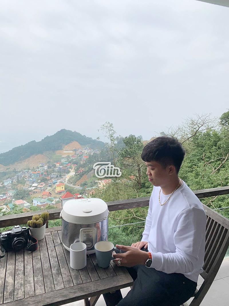 Quang Thành - chàng trai coi nồi cơm điện như bạn gái
