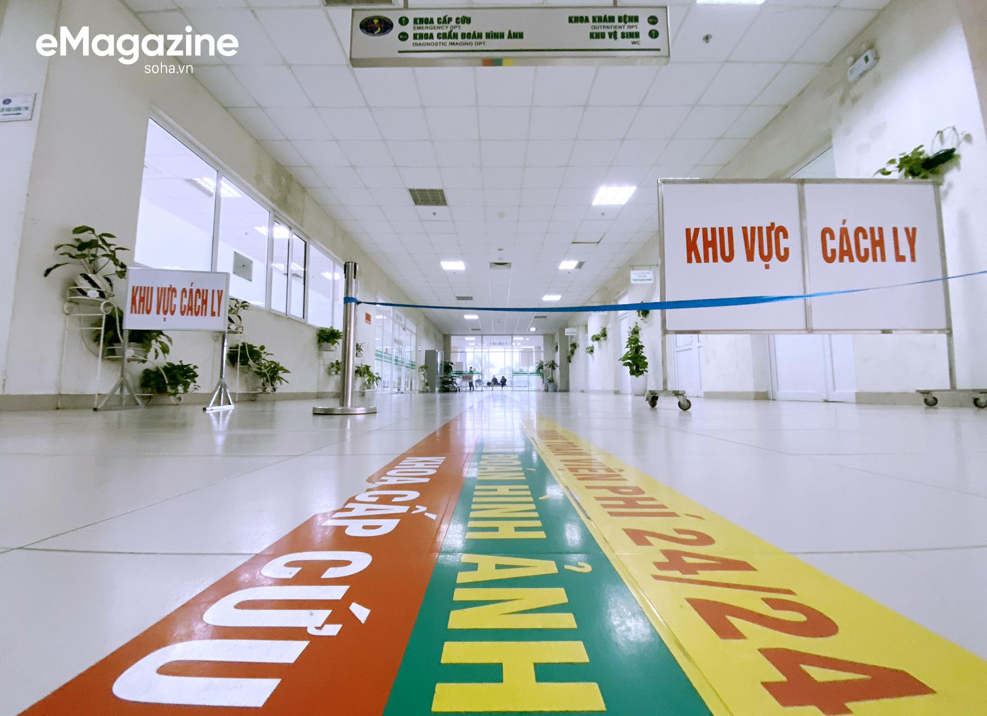 Cuộc chiến chống Corona: Bên trong nơi 'đặc biệt nhất Hà Nội' và nơi 'đặc biệt nhất Thanh Hóa' 1