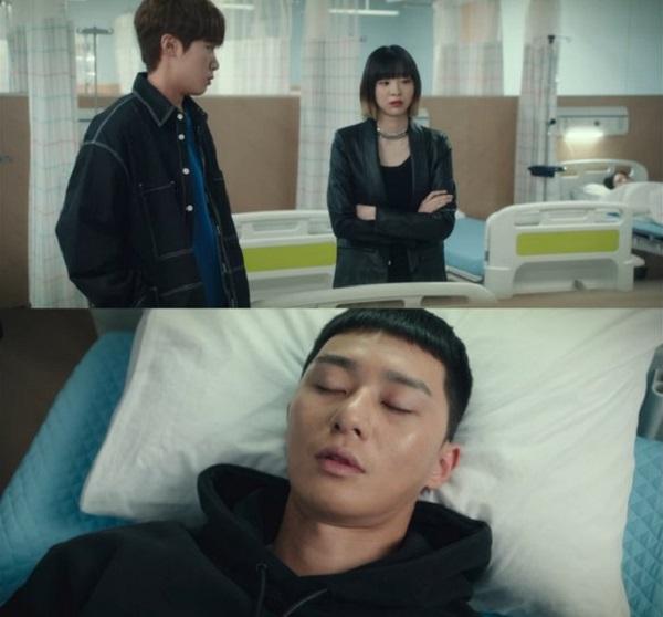 Park Seo Joon vẫn chưa hết 'nhọ' trong 'Tầng lớp Itaewon': Làm ăn bết bát, bị mối tình đầu 'đâm sau lưng' đến mức phải đóng cửa quán nhậu 4