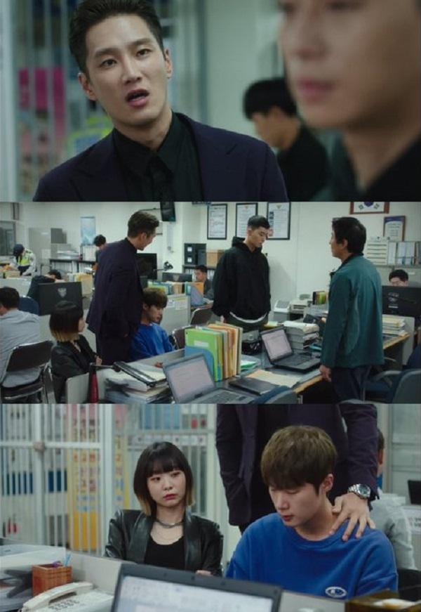 Park Sae Ro Yi và Jang Geun Won 'hội ngộ' tại sở cảnh sát.